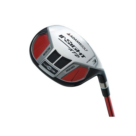 ADAMS NSIGHT XTD a3OS HYBRID-FAIRWAY WOOD