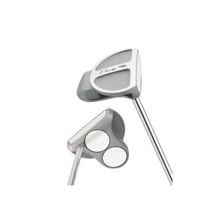 aGOLF putter RHINO WHITE HOT TWO BALLS