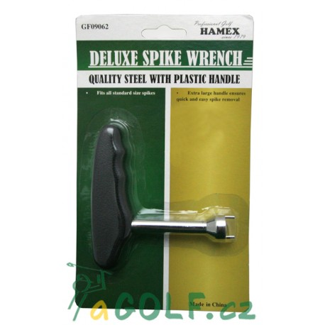 DELUXE SPIKE T- HANDLE WRENCH klíč na spiky