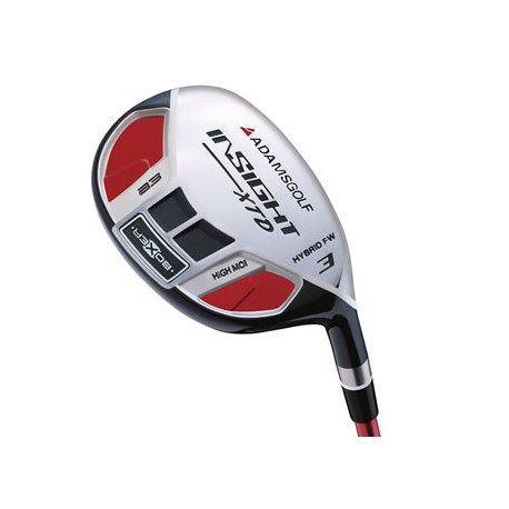 ADAMS NSIGHT XTD a3 HYBRID-FAIRWAY WOOD